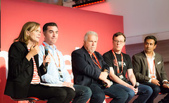 _19A1783 (TechweekInc) Tags: techweektoronto2016 investment state techweek event 2016 startup technology tw innovation toronto tech to fest canada attendees festival berkeley church summit stage overbond janet bannister real ventures brian kobus omers sunil sharma extreme venture partners mark skapinker brightspark entrepreneur ben yoskovitz beta highline moderators speakers