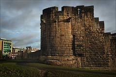 Newcastle City Walls