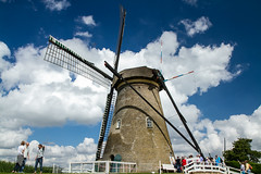 Kinderdijk (Rebecca Wolff) Tags: 2016 july netherlands summer kinderdijk windmills