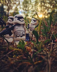 """""""And we will bring this galaxy out of its darkness and into the light of the First Order!"""" (kevinmboots77) Tags: firstorder stormtroopers starwars legography lego instagramapp square squareformat iphoneography rise"""