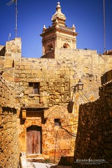 Victoria (Chiara Salvadori) Tags: gozo malta mediterranean victoria archaeology architecture church culture island medina outdoor sea spring street sun tradition travel traveling village