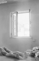 blai (cuatrodioptrias) Tags: alfama lisbon lisboa europe hotel airbnb 35mm nikon f80 50mm ilford hp5 hc110b film pelcula analogic analogico