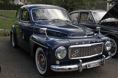 PV544 (volvomodelcar) Tags: volvo 544 pv544 oldtimer blue lau classic car
