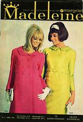 1966 Mode (Steenvoorde Leen - 1.9 ml views) Tags: 1966 magriet madeleine mode modeshow modellen margrietlente lente