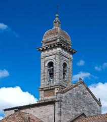 San Querico D'Orcia (john weiss) Tags: collegiata italy labckf11 lrcrop lrvibclar places sanquericodorcia valdorcia edits skyarchitecture