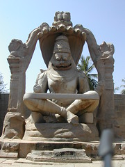 Narasimha Hampi (TREASURES OF WISDOM) Tags: hampi wow worship wonderful whatisthis wisdom wealth ritual religious temple tribalart tantric yes unseen unusual unknown intresting offering oldscript pagan prayer puja artefact asianart artifact ancient asian art ancientworld spiritual shamanic spirituality sacred shrine sculpture spirit statue deity faith godofwisdom healing hindu hinduism hindusaint longevity love look like lordvishnu view vibes visit brilliant nice mythical mystery mystic murti