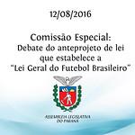 Comiss�o Especial 12/08/2016