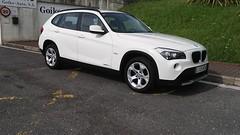 BMW X1 Blanco (Goiko-Auto) Tags: bmw x1 ocasin blanco asientos llantas extras terminacin estado