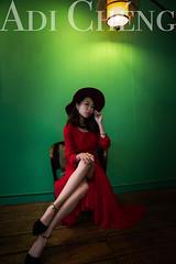 Adi_008 (Adi Chng) Tags: adichng girl      redgreen