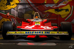 Gilles' Ferrari 312T4 (glank27) Tags: ferrari 312t4 gilles villeneuve karl glanville scuderia maranello rosse red flat 12 museo 1979 formula 1 canon eos 70d efs 1585mm f3556