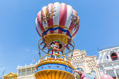 The Parade's Finale (amromousa) Tags: disney mickie