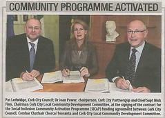 SICAP Funding Document signing