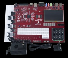Anvyl Spartan-6 FPGA Trainer Board (Digilent, Inc.) Tags: hardware student board led professor lcd electronic maker ethernet circuit development engineer breadboard cad touchscreen fpga embedded hobbyist oled xilinx edk digilent i2s anvyl ddr2memory hdmivideo chipscope