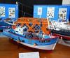 SAINT-YVES Chalutier bolincheur (Maquette 1/20) (xavnco2) Tags: show france boat model ship expo exposition bateau naval amiens maquette pêche championnat 2015 fishingship modélisme chalutier lahotoie mycp
