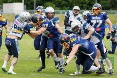 "RFL15 Assindia Cardinals vs. Remscheid Amboss 30.05.2015 004.jpg • <a style=""font-size:0.8em;"" href=""http://www.flickr.com/photos/64442770@N03/18309138452/"" target=""_blank"">View on Flickr</a>"
