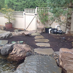 """Water Feature by Greenhaven Landscapes <a style=""""margin-left:10px; font-size:0.8em;"""" href=""""http://www.flickr.com/photos/117326093@N05/18352640432/"""" target=""""_blank"""">@flickr</a>"""