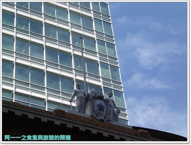 東京旅遊東京火車站日本工業俱樂部會館古蹟飯店散策image007