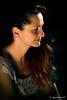 Monscherita - dark (spastman1) Tags: light red portrait woman black face female dark warm skin 85mm samsung porträt lips ear nx nx300 spastman1