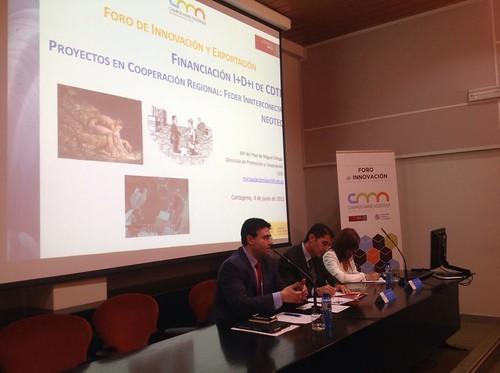 Foro CMN de Innovación y Exportación 3