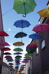 Vejle (Esther Moreno R) Tags: viaje denmark paraguas vejle