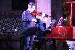 Concert La msica de cambra a inicis del segle XX del Trio Granados (Institut d'Estudis Catalans) Tags: enric trio msica iec granados claustre
