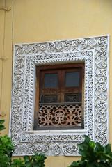 Small window (VinayakH) Tags: india gardens royal palace hyderabad royalpalace nizam telangana chowmahallapalace