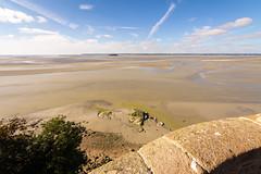 Le Mont-Saint-Michel 400.jpg (vossemer) Tags: frankreich natur himmel wolken normandie aussicht orte fr watt wetter ausblick montsaintmichel landschaften lemontsaintmichel sehenswrdigkeiten stimmungen