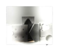 Scne 33 - 4 pices (gravelin.yves) Tags: bote genre naturemorte objets projet vide