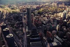 Después de la lluvia... Torre Titanium desde Costanera Center-Santiago de Chile (alex_fuentes) Tags: santiagodechileavenidaprovidenciasudamerica costanera center skyline skycreeper
