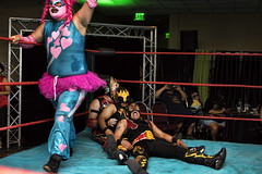 13 (blownphotographer) Tags: lucha libre wpw wrestling wwe knee slapperz comedy wcw ecw wwf libra