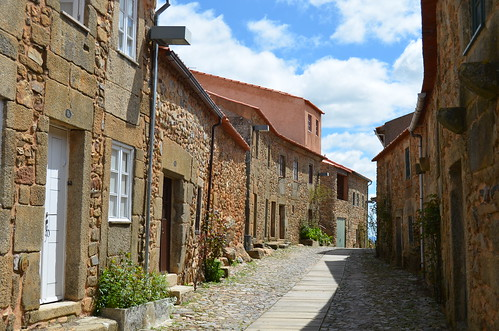 In the streets of a medieval village VI