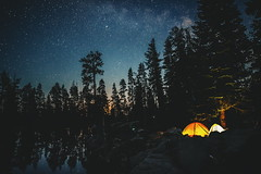 the perfect campsite (R A M A L A M ▲ S A M D O N G) Tags: