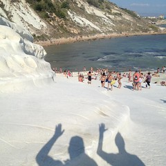 Scalia dei Turchi #travel #sicily #italy #geology (dewelch) Tags: ifttt instagram scalia dei turchi travel sicily italy geology