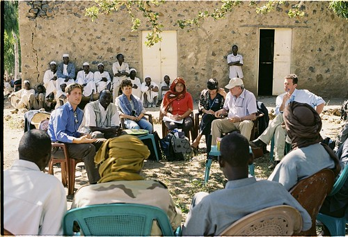 Workshop in Darfur, Nov. 2008