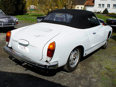VW Karmann Ghia Typ 14 Verdeck 1957 - 1974 (best_of_ck-cabrio) Tags: vw karmann ghia typ 14 verdeck 1957 1974 ckcabrio