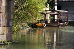 _MG_4033 (almei) Tags: china water rural river boat town scenic wuzhen watertown