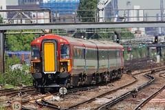 442402 Clapham Junction 18.07.16-1 (jonf45 - 2.5 million views-Thank you) Tags: electric dc br rail trains junction class multiple emu british express railways clapham 3rd gatwick unit 442 5wes 442402