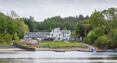 199 - Rowardennan Hotel (md93) Tags: park west way hotel scotland pub highland national loch lomond walkers 366 rowardennan
