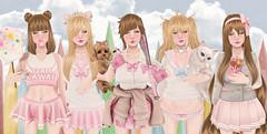 Ayashi @ Hair Fair 2016 (Gaby Marshdevil ~ BUSY IRL) Tags: tsg altair ayashi catwa enfersombre halfdeer cute doll kawaii