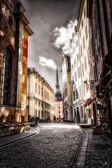 Morning in Stockholm (Lars-Ove Trnebohm) Tags: stockholm sweden tornephoto city