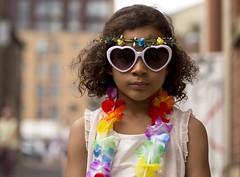 Festival babe [Explored] (Saul_Good) Tags: lyramaethomas paultyronethomas 2016 division fargate festival lyra mae portrait sheffield street thomas tramlines