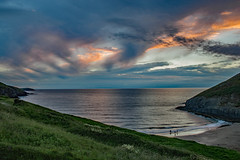 Mwnt Beach (dannie843) Tags: elements mwnt wales ceredigion sunset