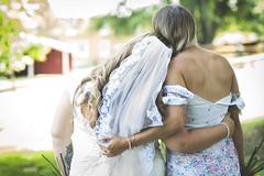 Untitled (Leigh Anne Brader) Tags: bridal wedding bride veil brides weddingdown weddingattire marriage marry lgbt gay lesbian gaycouple lesbiancouple happy love