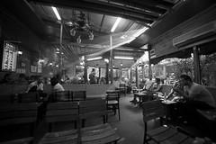 I liked cafes (zaid_alwttar) Tags: cafes tea شاي قهوة مقهى عربي تركي arabic turki relax after fatigue استرخاء تعب اسود ابيض اركيلة