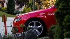 Audi A4 (sufferin'succotash photo) Tags: audi a4 s line s4 zlatibor sony alpha a3000