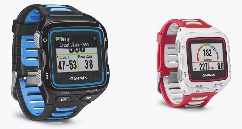 The top sports watches for endurance training and events