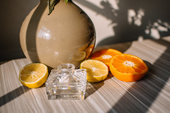 Oranges and Lemons (notmaramacdonald) Tags: oranges lemons fruit flower still life shadows bokeh kenyanphotographerphotographerphotojournalism kenya clarity lightroom vsco vscocam filmlook film fade