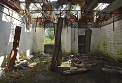 Depression (jgurbisz) Tags: jgurbisz vacantnewjerseycom abandoned nj newjersey industrial nationallead decay depression