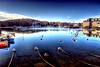 Floaters (Tryppyhead) Tags: usa reflection water massachusetts woodshole hdr nikond5000 photomatixpro4