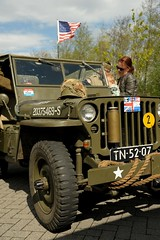 Liberation festival - 5th May 2015 - The Netherlands (56) (Stone.Rome) Tags: usa canada holland classic ford netherlands car festival truck jeep military may canadian keep them 5th liberation rolling willys woii bevrijdingsdag